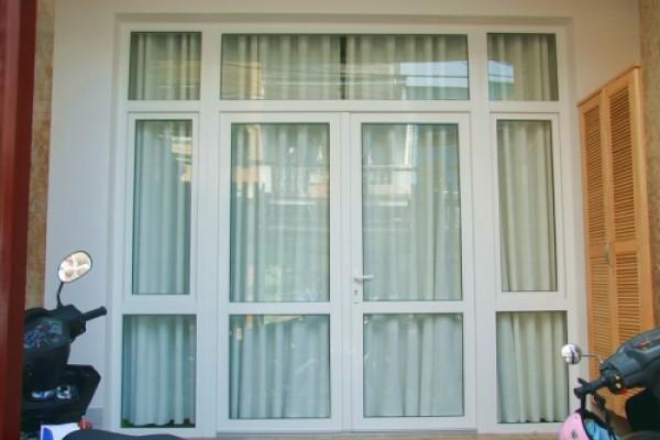 Vì sao nên chọn cửa nhôm kính cho các công trình xây dựng?