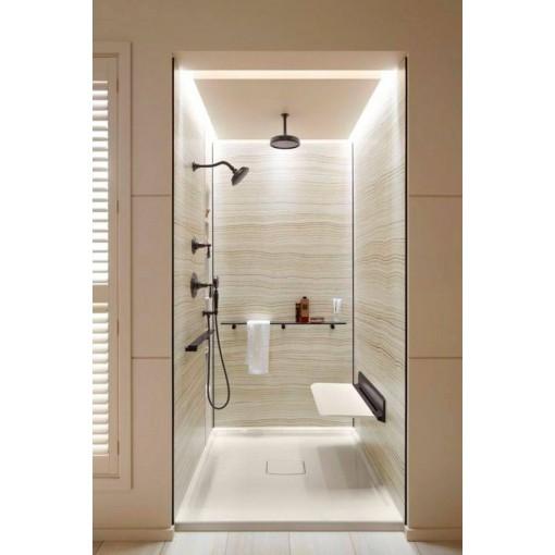 Vách tắm kính đứng VKDS01