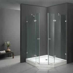 Vách tắm kính đứng VKDS02