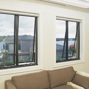 CSMHS2C: Cửa sổ 2 cánh mở hất nhôm Xingfa cao cấp