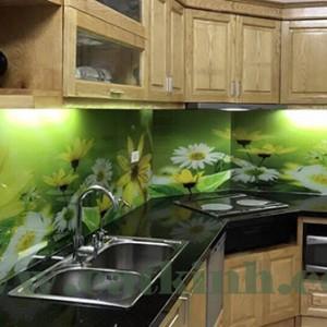 kính tranh 3D ốp bếp cao cấp :KT3D-07