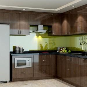 KDBS013: Kính dán bếp cao cấp