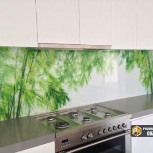 TK3DS09: Tranh kính 3D ốp bếp cao cấp