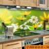 TK3DS07: Tranh kính 3D ốp bếp cao cấp