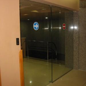 TDS01: Cửa kinhd tự động cao cấp