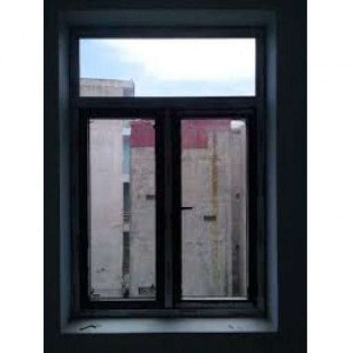 SQS17: Cửa sổ hai cánh mở quay liền ofix