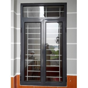 SQS01: Cửa sổ 2 cánh mở quay