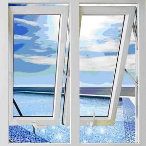 SHS03: Cửa sổ hai cánh mở hất