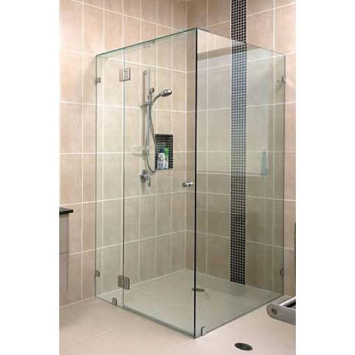 VTK90S03: Vách tắm kính mở quay 2 tấm