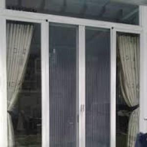 CMS03: Cửa đi lưới chắn muỗi