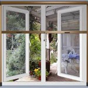 CMS07: Cửa sổ chắn muỗi