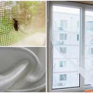 CMS08: Cửa sổ chắn muỗi