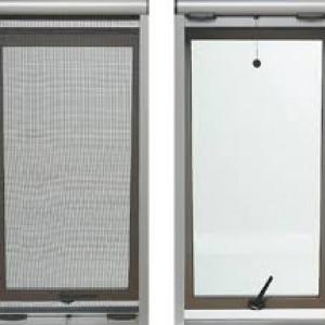 CMS06: Cửa sổ chắn muỗi