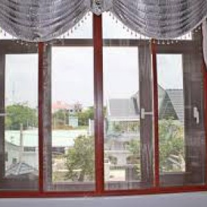 CMS09: Cửa sổ chắn muỗi