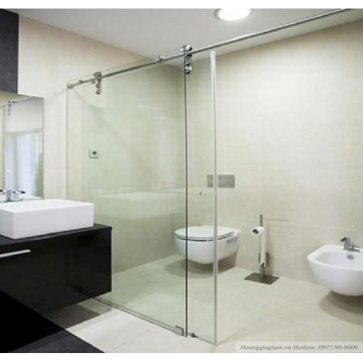 VTK135S01: Vách tắm kính lùa trượt