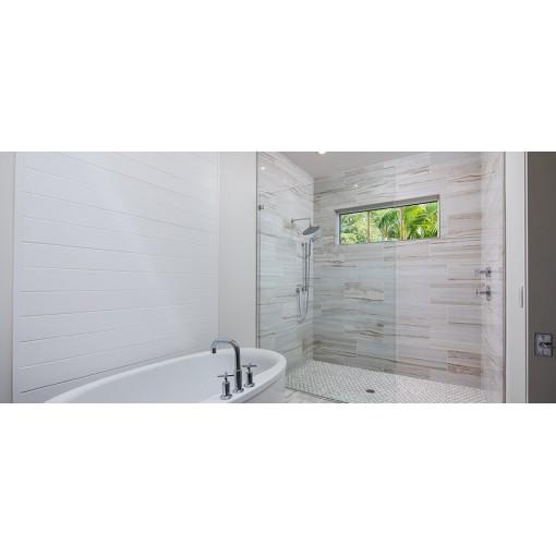 VTK135S03: Vách tắm kính một tấm