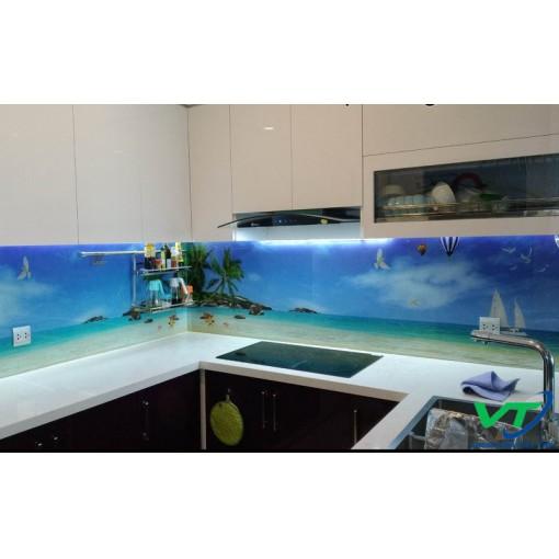 kính tranh 3D ốp bếp cao cấp :KT3D-05