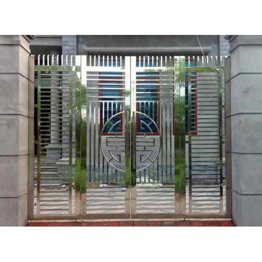 Cổng Inox đẹp: 08