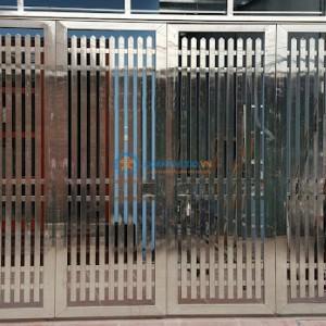 Cổng Inox đẹp: 07