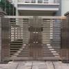 Cổng Inox đẹp: 05