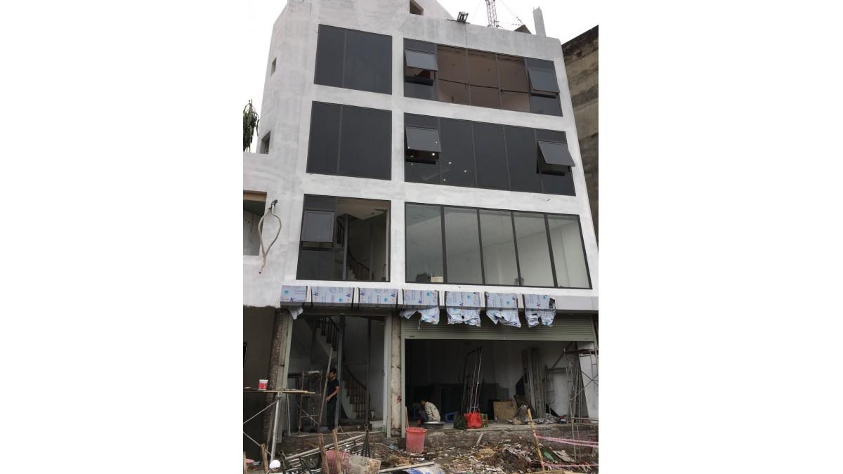 Công trình nhà Bác Chung -Cổ Nhuế